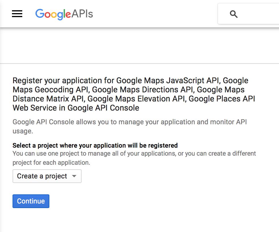 How to register a google maps api key enfold theme documentation step3 baditri Image collections