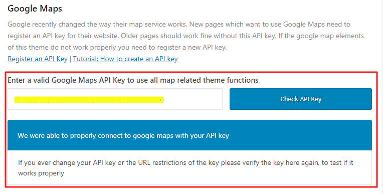google maps api changes