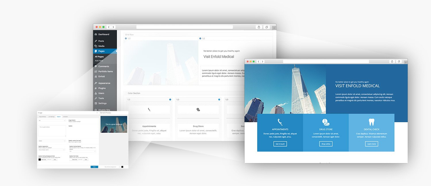 Enfold 2017 just another theme demos sites site for Website layout maker
