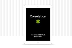 Correlation Creative Direction