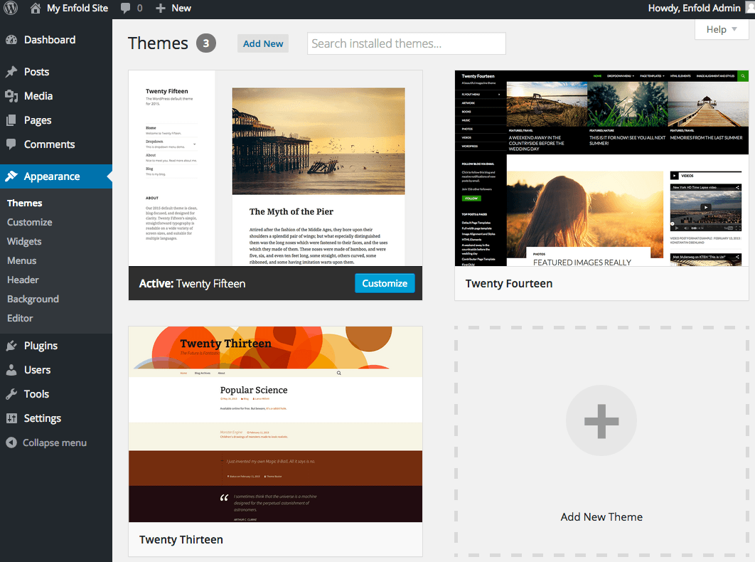 Enfold From Scratch Kriesiat Premium Wordpress Themes