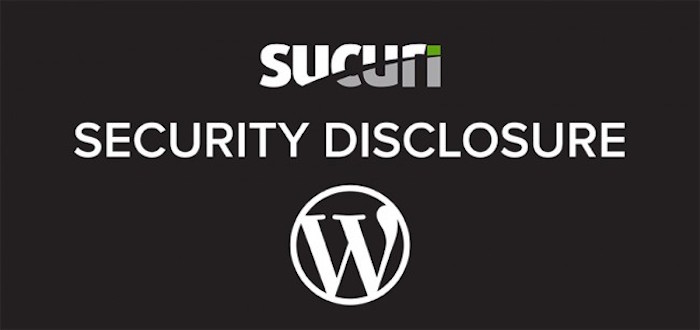 Sucuri Security Disclosure