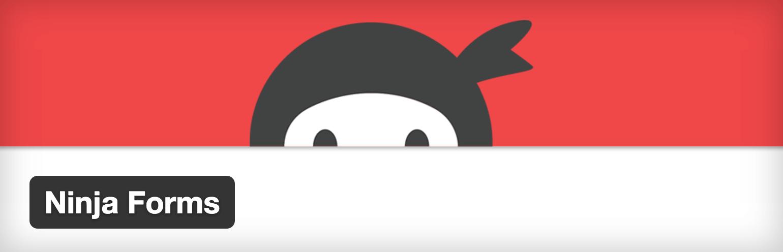 Plus Ninja Forms has sweet branding.