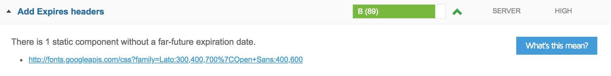 Scoring 100/100 in Google PageSpeed Insights, GTmetrix